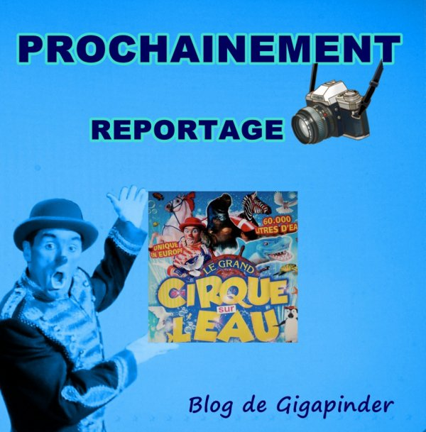PROCHAINEMENT SUR LE BLOG GIGAPINDER !!!