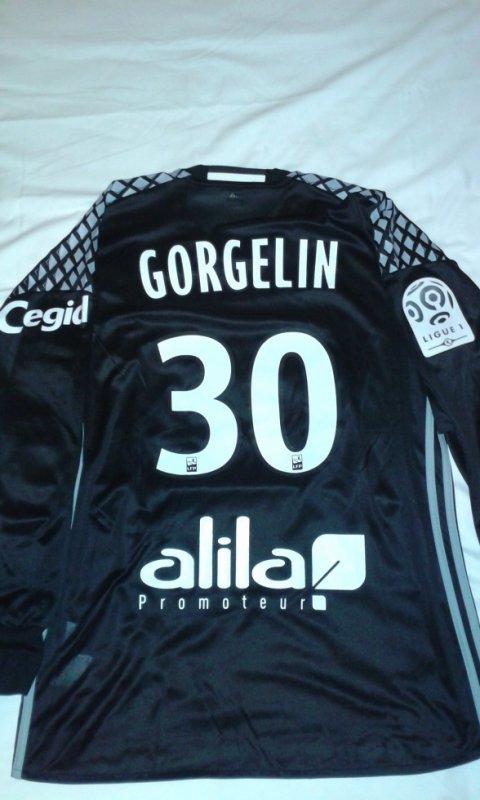 Maillot OL Mathieu GORGELIN
