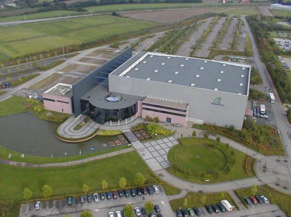 Nieuwe locatie VvNK 2013 - New location VvNK 2013 - Nouveau location VvNK 2013 - Neue location VvNK 2013