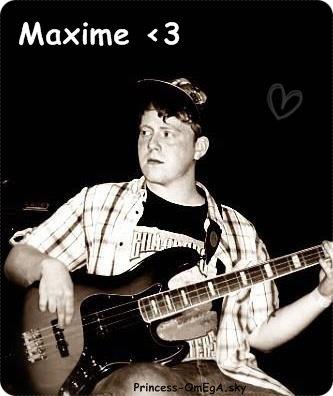 ♥ Maxime ♥