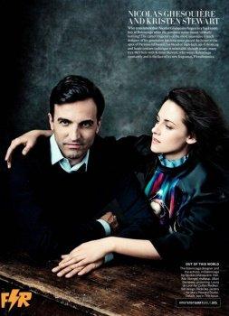 """Kristen Stewart dans le mag """"Vogue"""" -September"""