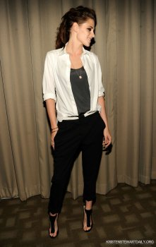 "Kristen Stewart ""On the road"" au New York Screening 10 Sepembre"
