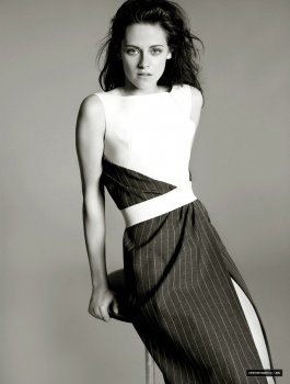 "Kristen Stewart  Photoshoot  ""Balenciaga"""