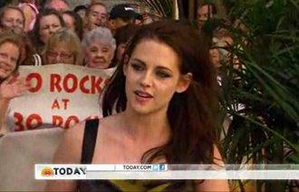 Agenda ! Kristen Stewart au Today Show le 8 Novembre Prochain