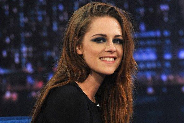 "Kristen Stewart  au Late night With   "" Jimmy Fallon"" le 8 Novembre"
