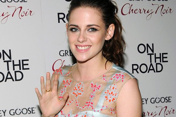 Kristen Stewart  On the Road  avant premier a New York le 13 Décembre