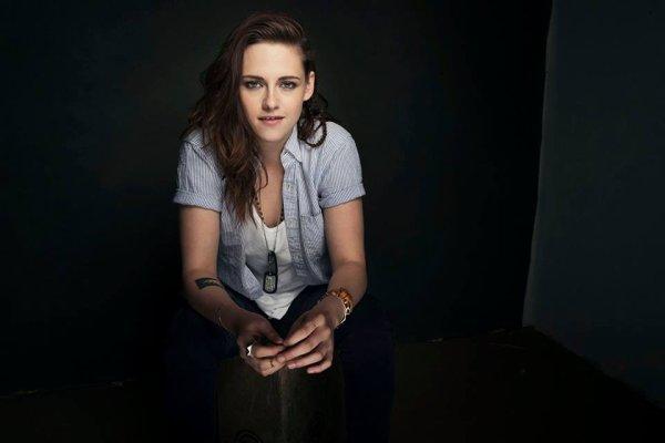 """Protrait de Kristen Stewart """" Sundance"""" Manfinique"""