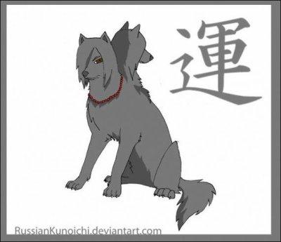 trensformation en chien n 1