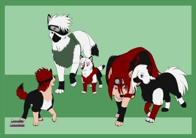 trensformation en chien groupe  n 1