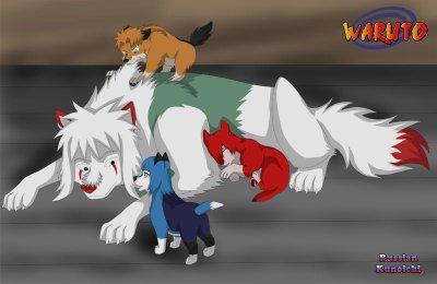 trensformation en chien groupe  n 3