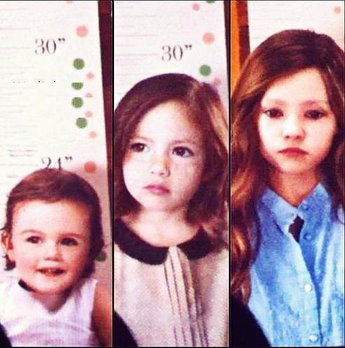 Evolution de Renesmee