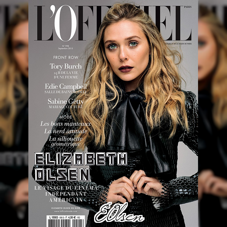 Photoshoot | L'Officiel Paris