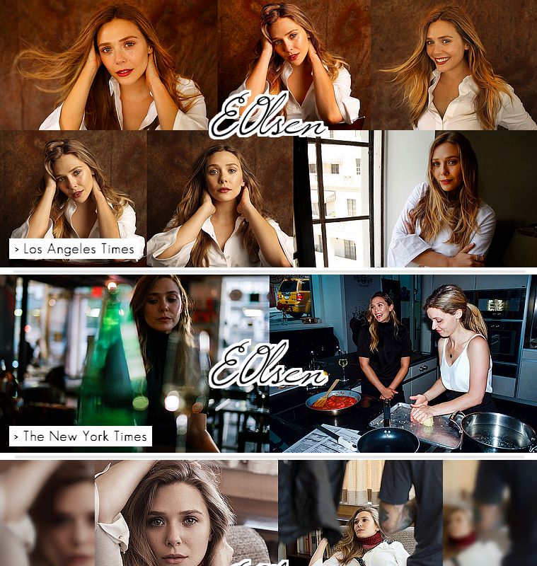 Photoshoot | Wind River & Ingrid Goes West promotion