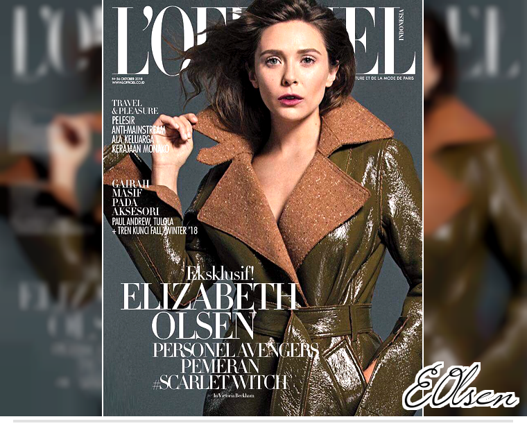 Photoshoot | L'Officiel Indonesia