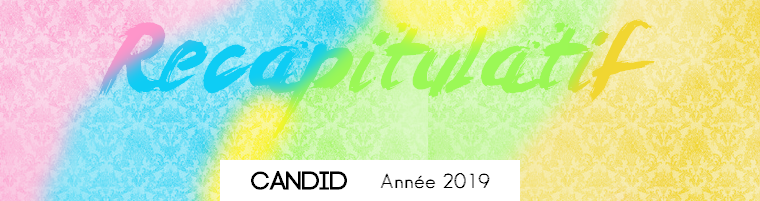 Candid | Récapitulatif 2019
