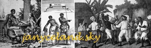 Le code noir 1685