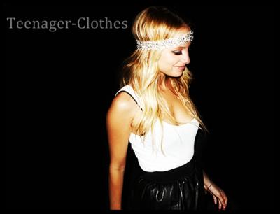 Bienvenue sur Teenager-Clothes , votre source sur le monde de la MODE & son Actualité .