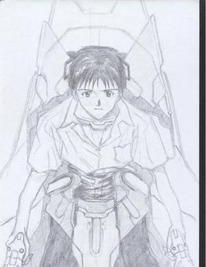 dessins Evangelion