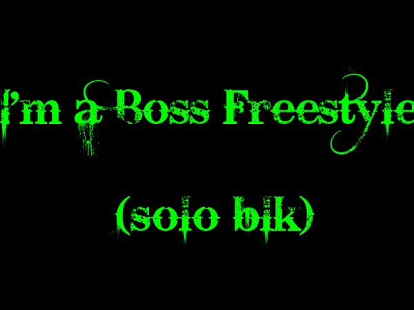 I'm a Boss Freestyle (SOLO BLK) [ REJOiNS NOUS SUR FACEBOOK : Swagg Society ] (2011)