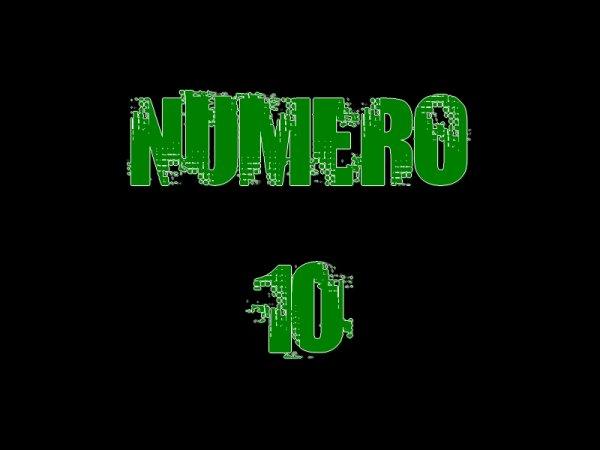 NUMERO 10 (REMIX) (2011)
