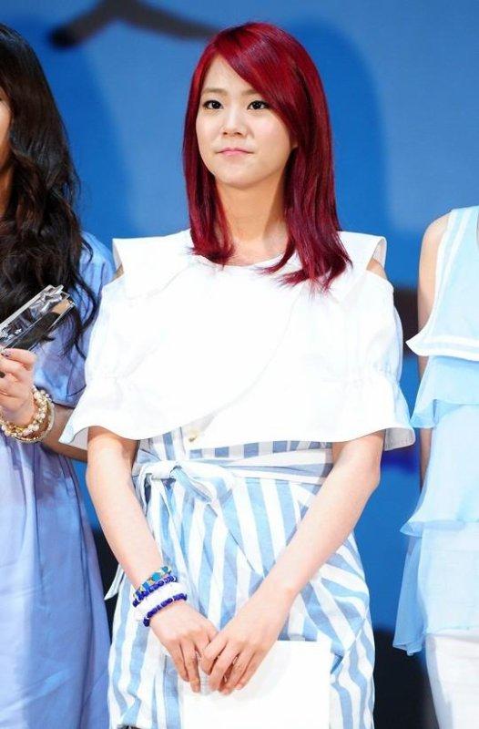 Seungyeon (KARA) se dit « frustrée » d'être toujours au régime