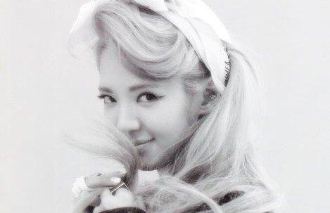 Hyoyeon (SNSD) a eu un coup de coeur pour un des membres de EXO ?