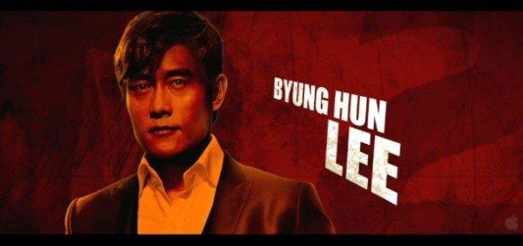 """Lee Byung Hun : """"Concernant les scènes de nudité, si elles plaisent au public alors je suis satisfait"""""""