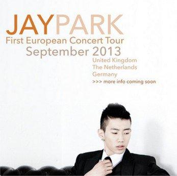 Europe : Jay Park passera par plusieurs villes d'Europe pour sa tournée