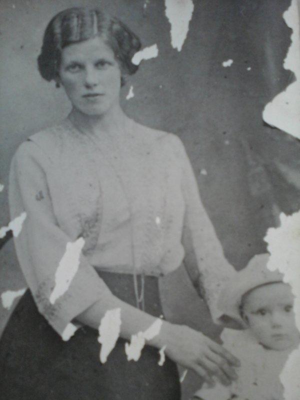A l'occasion de la journée de la femme !!! Hommage à ma grand-mère polonaise !!
