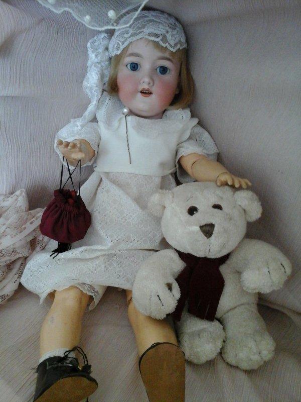 Annie et Nnours vous souhaitent une bonne journée !!!