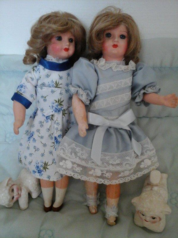 Christine et Mylène, mes jumelles SFBJ !