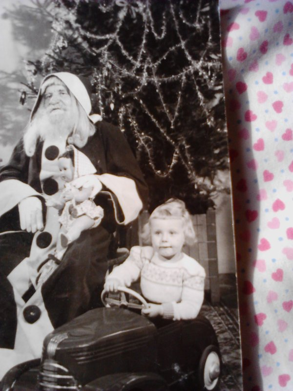 Joyeux Noël les poupées !!!!