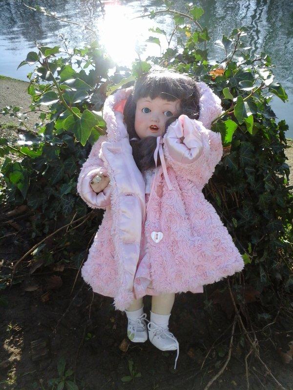 Ma rose de décembre en balade sur la Marne ! (suite dimanche 27/12/2015)