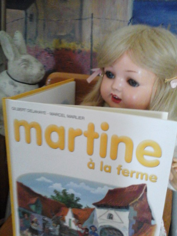 Place à la lecture avec Maddie (Madeleine Heubach) !