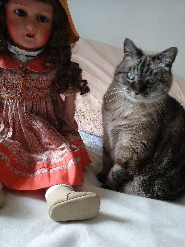 Vanille, ma poupée préférée, 16 ans cette année !!!