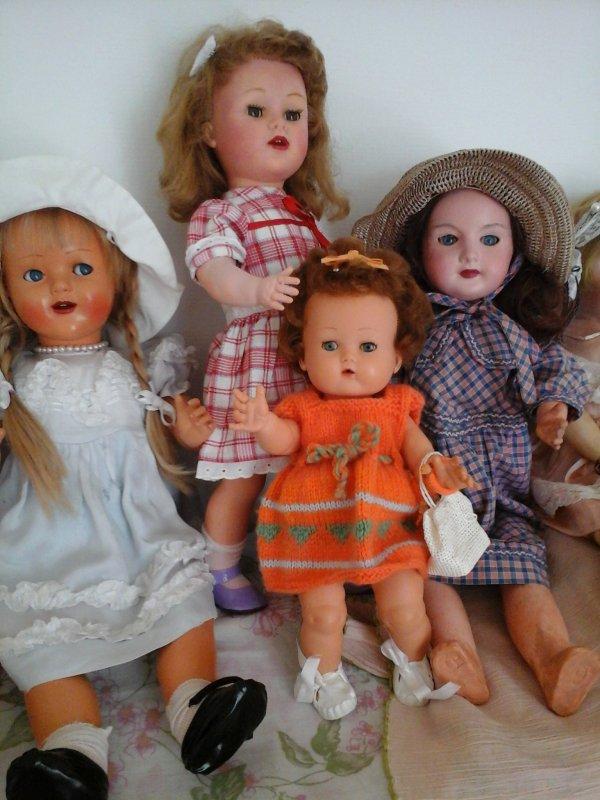 Brigitte, Dominique et les autres xxxxxxxxxx