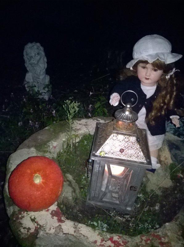 En route pour la chasse aux sorcières dans la nuit d'Halloween !