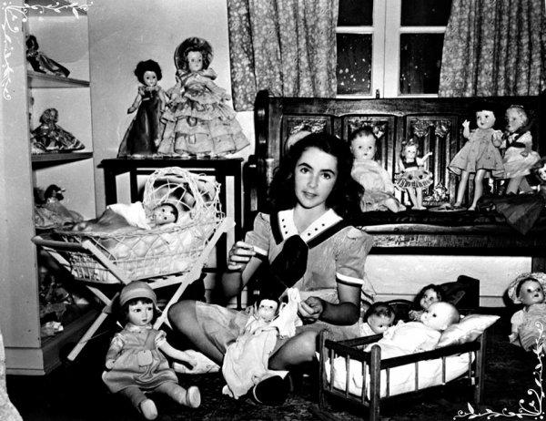 Saviez-vous qu'Elisabeth Taylor était collectionneuse ?