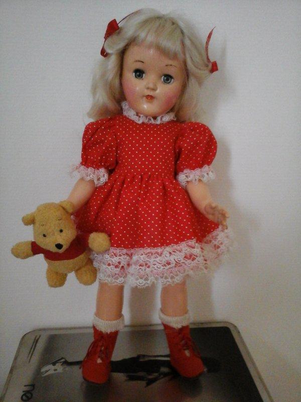 C'est Toni qui vous souhaite une bonne semaine remplie d'espoir et de rêves de Noël !
