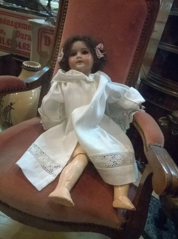 L'histoire d' Ambroisine ! la soeur de François !