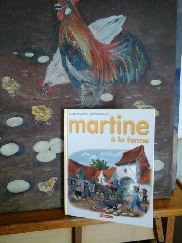 Bonne fête Martine !