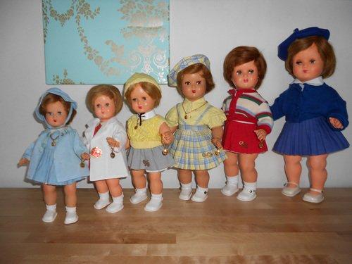 Les Petites Filles de France ! notre patrimoine !
