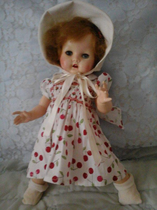 La petite robe aux cerises célébrée !