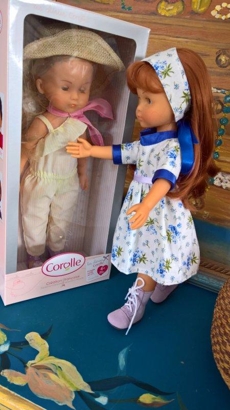 Camille est arrivée !