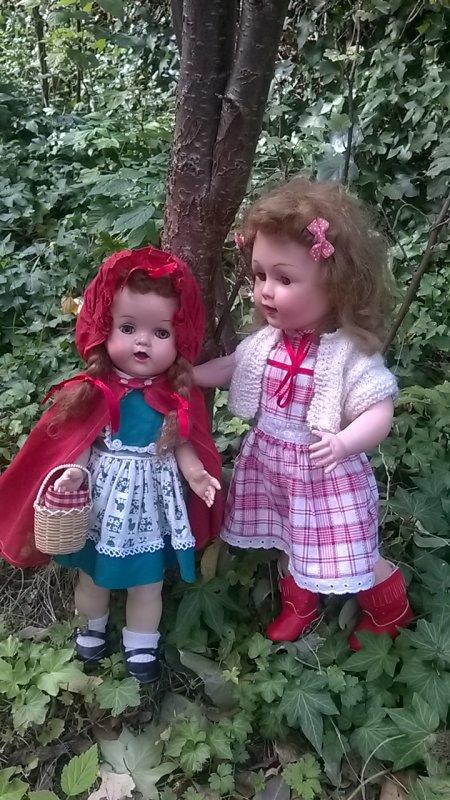 Le Petit Chaperon rouge !