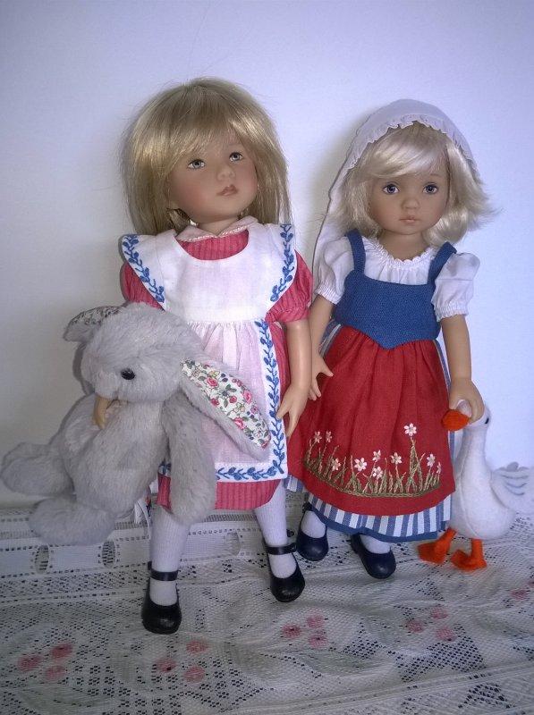 Aliza et Taliana !