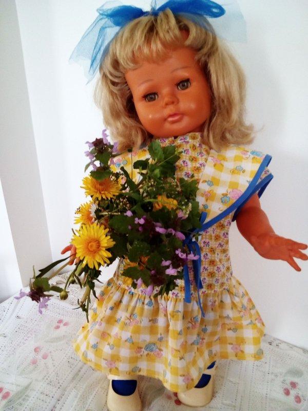 Premier bouquet de printemps !