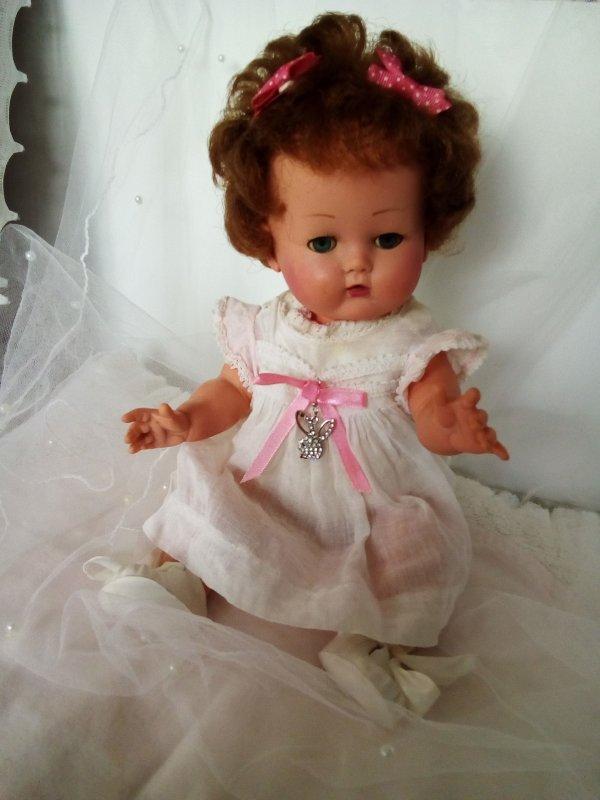 Nouvelle robe d'été pour Béatrice !
