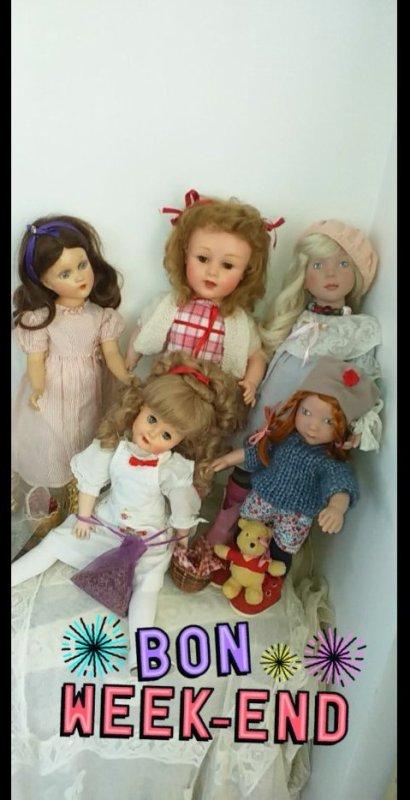Et si on jouait à la poupée !