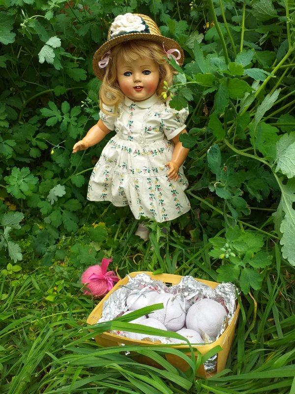 La découverte d'Adèle dans les hautes herbes ?